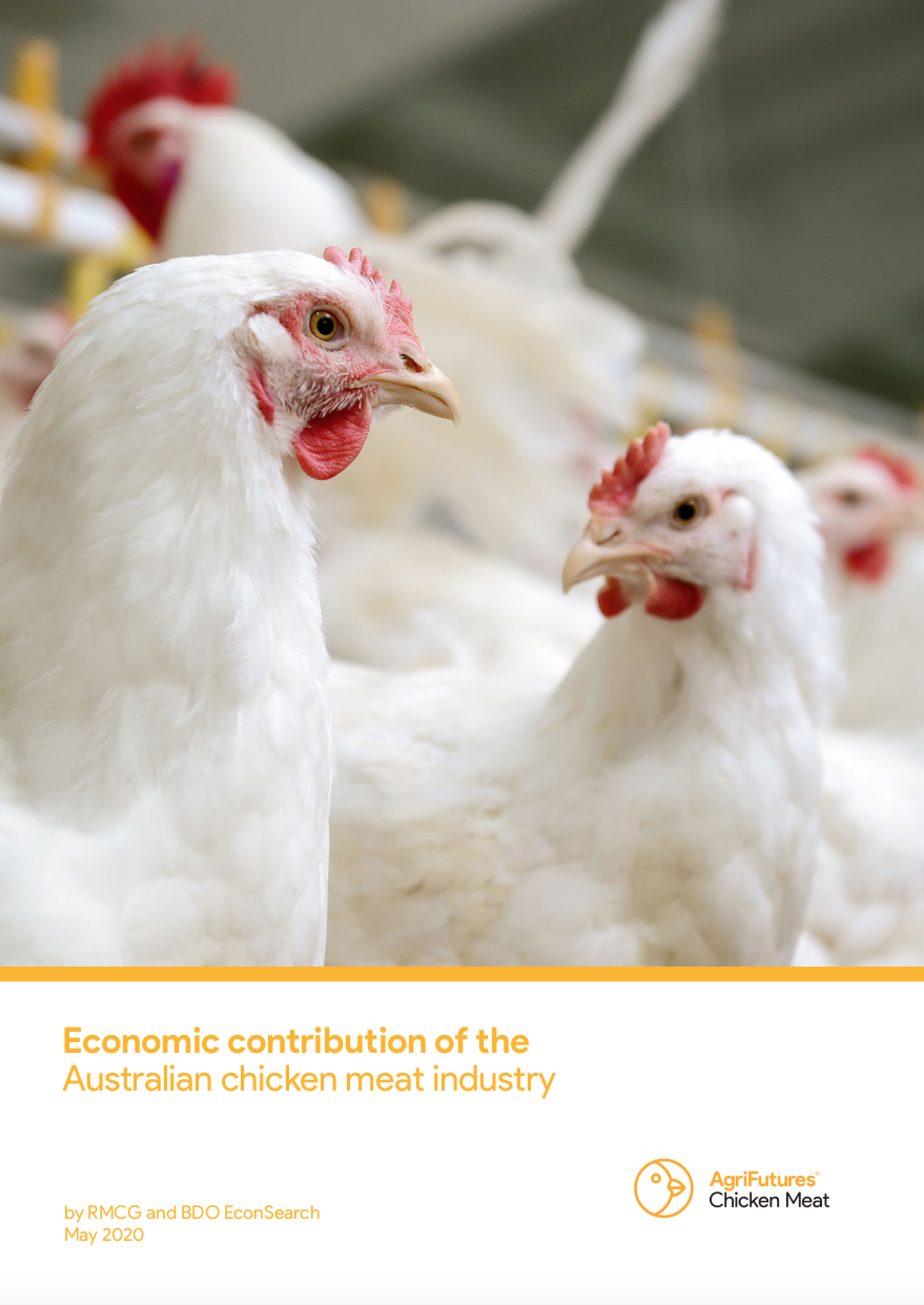 Economic contribution of Australian chicken meat industry report
