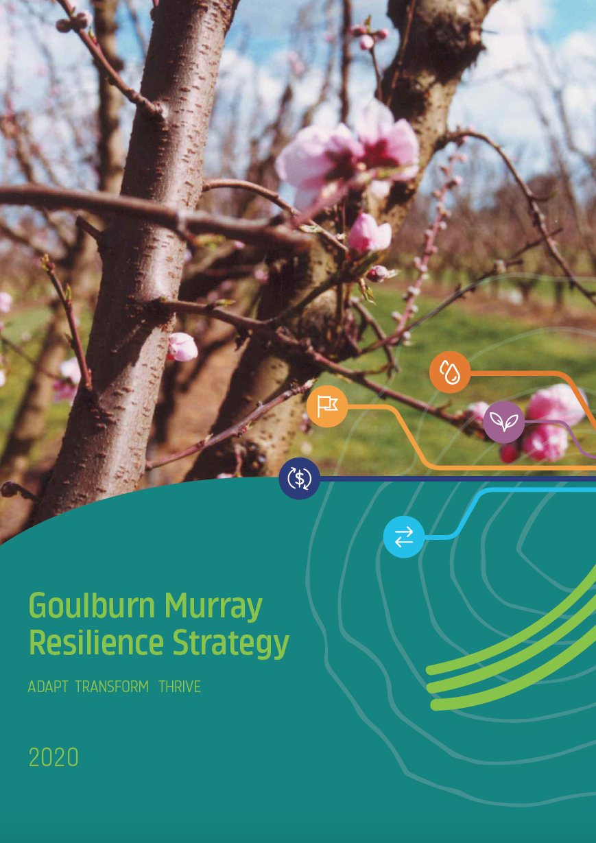 GM resilience strategy cover